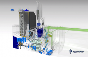 Deltamarin and GTT receive ABS approval in principle for a new LNG-fueled Aframax vessel design