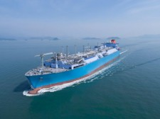 Naming ceremony held by MOL for world's largest FSRU