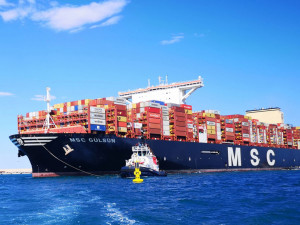 The dynamism of the Asian market and the rise in fuel prices increase freight rates in Valenciaport