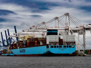 Port of Baltimore sets another record for container moves with 6,000 from single ship