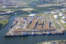 BBC Chartering with dedicated project terminal in Houston