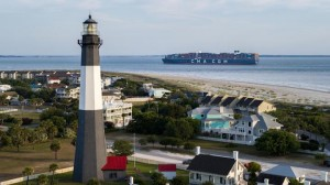 Savannah serves largest vessel ever, the 16,000+ TEU Marco Polo