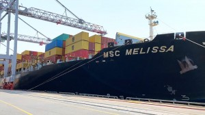 Port of Montreal hails arrival of biggest container ship to sail St. Lawrence River