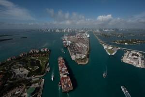 PortMiami breaks record in cargo activity