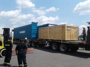 WWPC project experts ship Automotive Plant Units