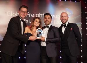 Freight platform Ontruck scoops award for digital transformation at global freight awards