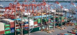 Double-digit increases for container volume, autos and record-breaking month for rail at the Port of NY & NJ