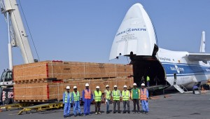 Turk Heavy Transport completes local move of aircooler