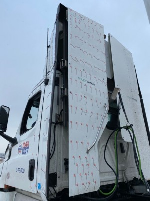 TruckLabs announces Maxway Trucking's purchase and successful pilot of TruckWings fuel saving technology