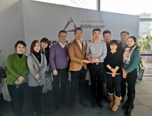 """Arvato Supply Chain Solutions wins """"Best Logistics Partner Award"""" in China"""