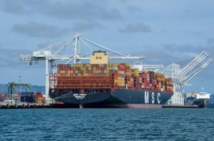 Port of Oakland sees no backlog on docks, calls for cargo
