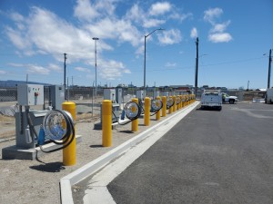 Zero-emissions truck project launches at Port of Oakland