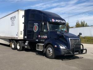 Pottle's Transportation selects ORBCOMM for fleet-wide trailer monitoring