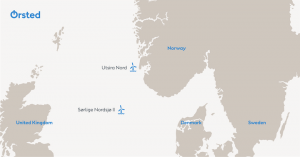 Ørsted joins Norwegian offshore wind consortium with Fred. Olsen Renewables and Hafslund Eco