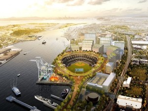"""Ground under proposed Oakland A's ballpark site on Howard Terminal """"liquified"""" in 1989 earthquake"""