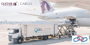 Qatar Airways Cargo becomes a member of Cool Chain Association