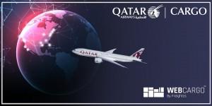 Qatar Airways Cargo rolls out WebCargo by Freightos throughout the US