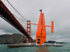 Crowley participates in Saildrone Inc's $100 million Series C round to advance ocean intelligence products