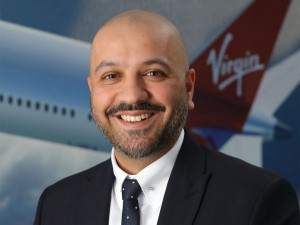 Virgin Atlantic Cargo appoints Sumith Rathor as Regional Sales Manager - UK