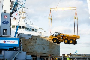 Supplying Antarctica: Trans Global Projects delivers logistics for the most remote construction site in the world