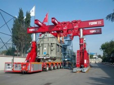 TORK continues with heavy lift Investment