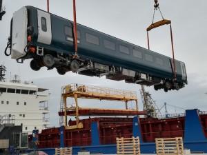 Kaleido moves rolling stock to UK, Ireland and New Zealand