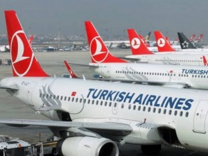 Turkish Airlines posts rare industry profit amid cargo gains