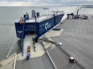 UECC launches new weekly liner service from Cuxhaven