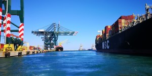Valencia Containerised Freight Index (VCFI) grew by 1.26% in September
