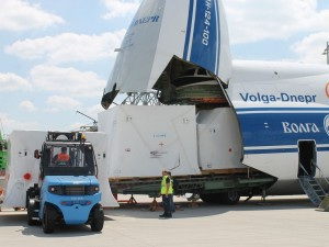 German bottle-filling equipment flies to Uganda