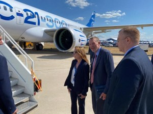 Volga-Dnepr Group is ready to review MC-21 freighter version