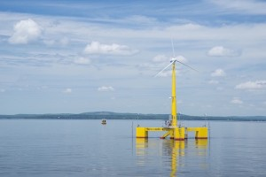 New England Aqua Ventus will launch first US floating offshore wind turbine In 2023/24