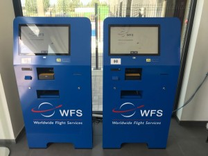 WFS 'Cargo Kiosk' solution reduces truck processing times and helps customers optimise valuable driver resources
