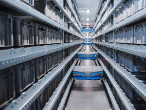 Arvato Supply Chain Solutions expands capacities with new shuttle system