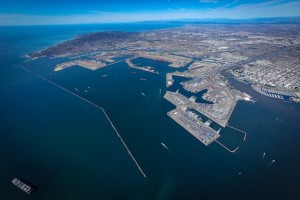 Port of Long Beach cargo surges ahead of Lunar New Year