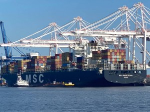 Port of Baltimore continues strong rebound from COVID-19 impacts