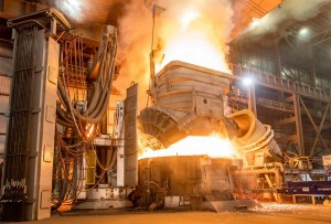 Investments in steel capacity proceeding in US and Europe