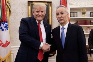China confirms Vice Premier Liu will visit the US from Jan. 30