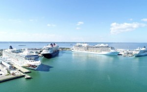 Canaveral Port Authority Revenue Bonds Earn Favorable Endorsements from Moody's and Fitch Ratings