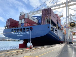 The Northwest Seaport Alliance welcomes new CMA CGM service to Seattle