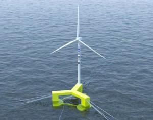 Wison delivers China's first floating wind platform