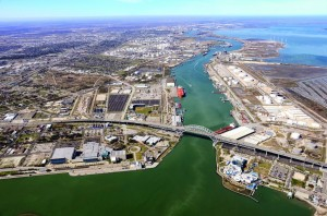 Port of Corpus Christi Sets New Tonnage Records in First Half of 2021