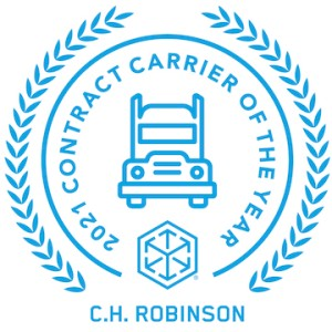 C.H. Robinson announces Carrier of the Year Award winners with celebration and donation in their honor
