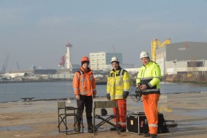 Full steam ahead for RIMS in certification as remote inspection specialist using drones