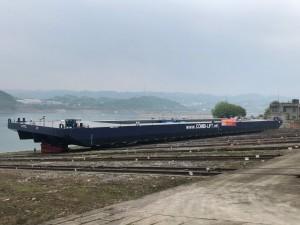 Combi Lift returns to Damen for its new 111-metre Damen Stan Pontoon 11226 RD mega-barge