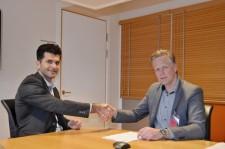 Damen Oskarshamnsvarvet Sweden wins contract for precision steel nuclear storage tanks