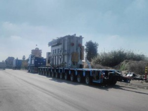 EGL put its mark in Cairo-West Power Plant