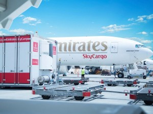 Air cargo: getting data to really take off