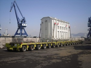 Chirey moves transformers for Energy China to Durban, South Africa