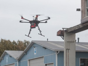 Delivery of an automated defibrillator by drone tested in Helsinki